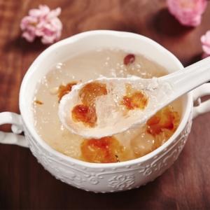 Chè nha đam tổ yến món ngon mát lạnh ngày hè-Yensaodongduong.com