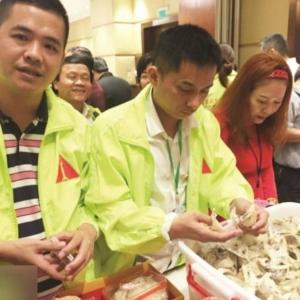 Đưa yến sào sang Trung Quốc bằng chính ngạch-Yensaodongduong.com