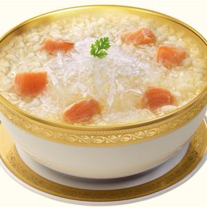 Chia sẻ công thức nấu cháo tổ yến cá hồi, bồi bổ sức khỏe cho trẻ nhỏ-Yensaodongduong.com